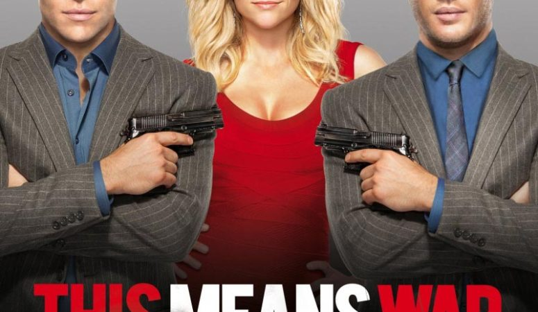 This Means War – pretty but uncomfortable