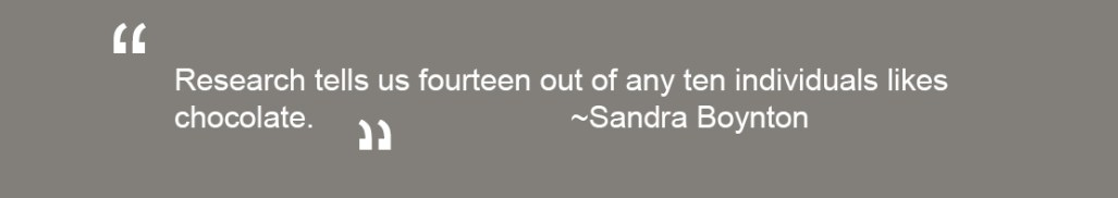 Sandra Boynton Quote