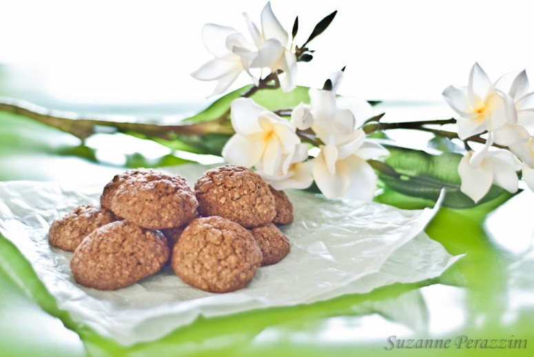 Coconut & Oats Cookies -gluten-free & low FODMAP