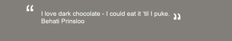 Behati Prinsloo quote