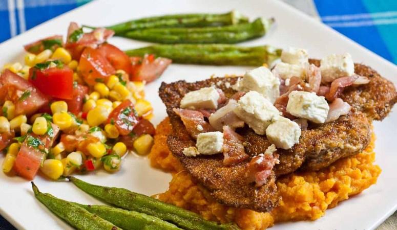 Spicy Cajun Chicken – Low Fodmap and Gluten-Free