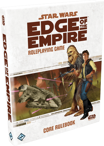 Review - Edge of the Empire (Release Version) (Star Wars RPG)