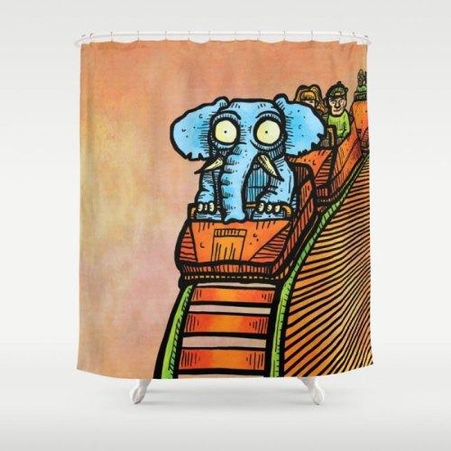 elephart shower
