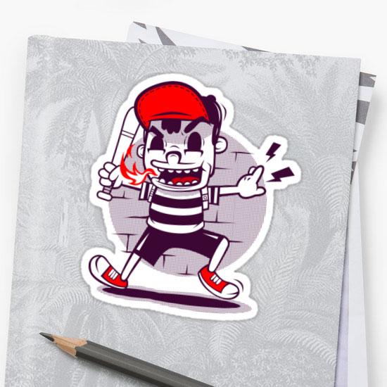 dope-ness sticker
