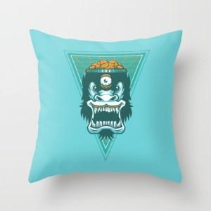 brains pillow
