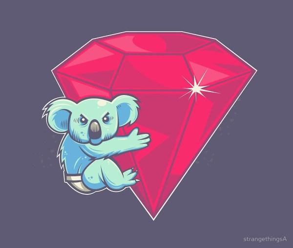 koala bear underwear