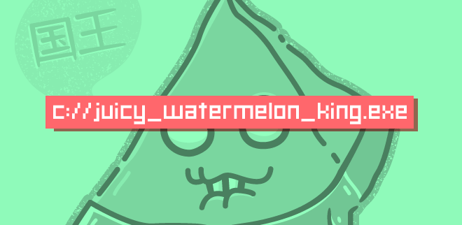 juicy watermelon king