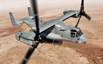 Bell Boeing to brief India on V-22 Osprey