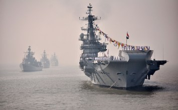 Encore: Indian Navy's PFR