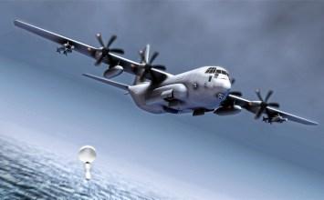 Lockheed Martin's Sea Hercules unveiled