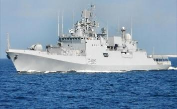 Images: Teg to join Indian Navy