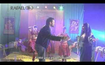 Rafael's innovative video marketing for India