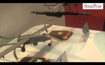 Video: Textron's Aerosonde & Shadow tactical UAVs