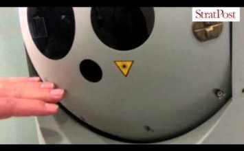 Video: Cassidian's Argos II sensor system