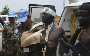 5 Indian troops killed in South Sudan