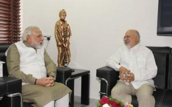 Bangladesh envoy meets Modi