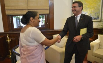 What Ashton Carter wants from India