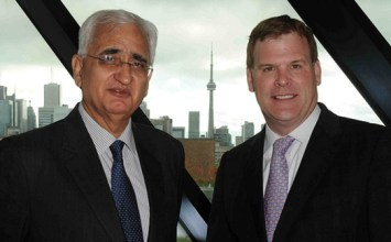 Canada to supply uranium to India