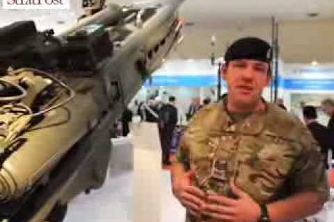 Video: M-777 light artillery at DefExpo