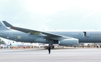 Airbus offers IAF upgraded A-330 tanker