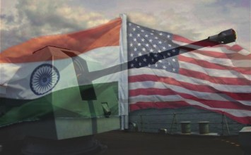 Indian defense ministry team in US