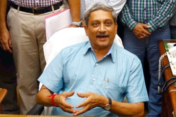 Defense Minister Manohar Parrikar | Photo: PIB