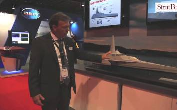 Video: Saab's Stealth Fast Attack Craft at #IMDEXASIA 2015