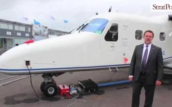 Video: New Dornier 228 (NG) at #PAS15