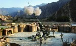 An M777 operating in Afghanistan   Photo: BAE Systems