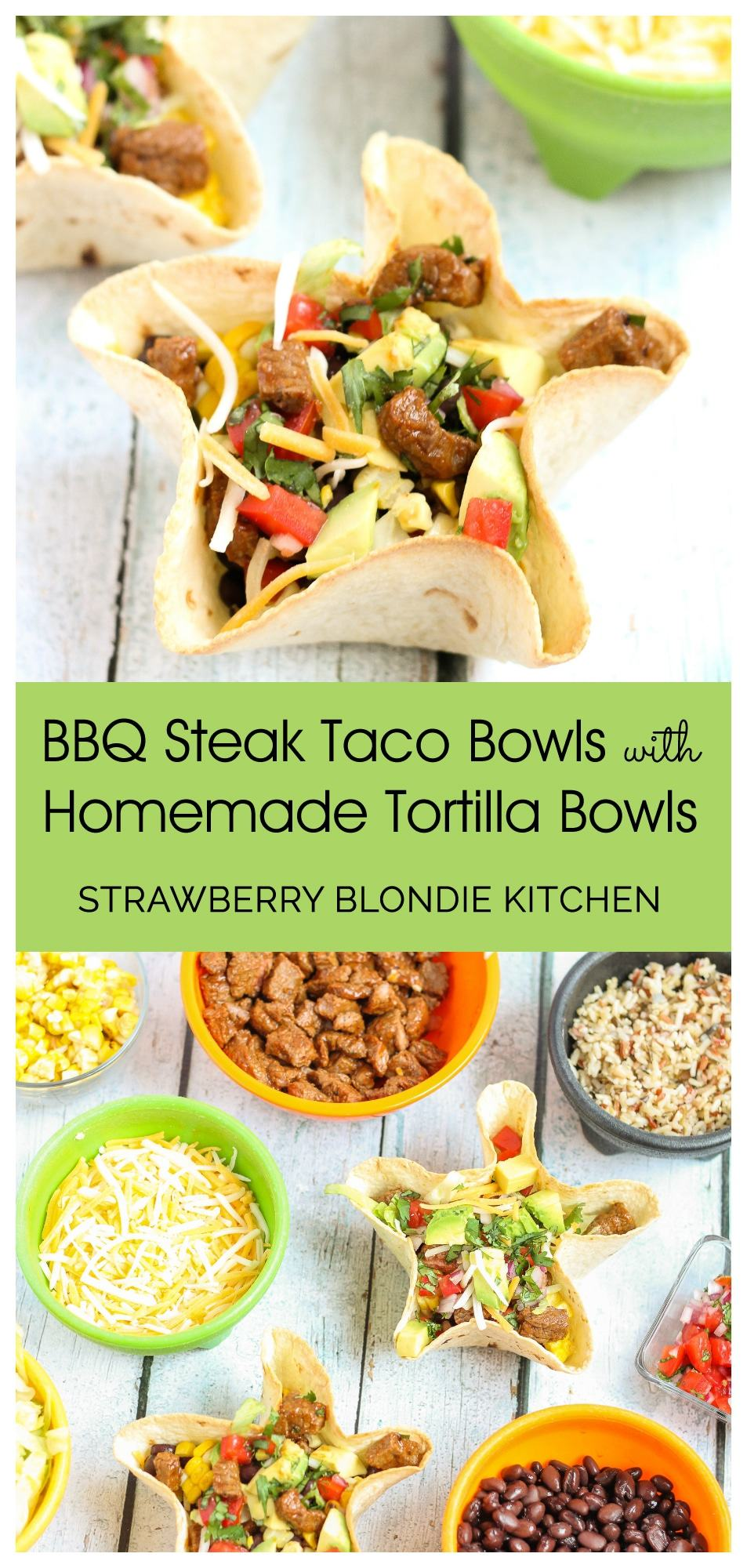 how to make taco bowls in oven