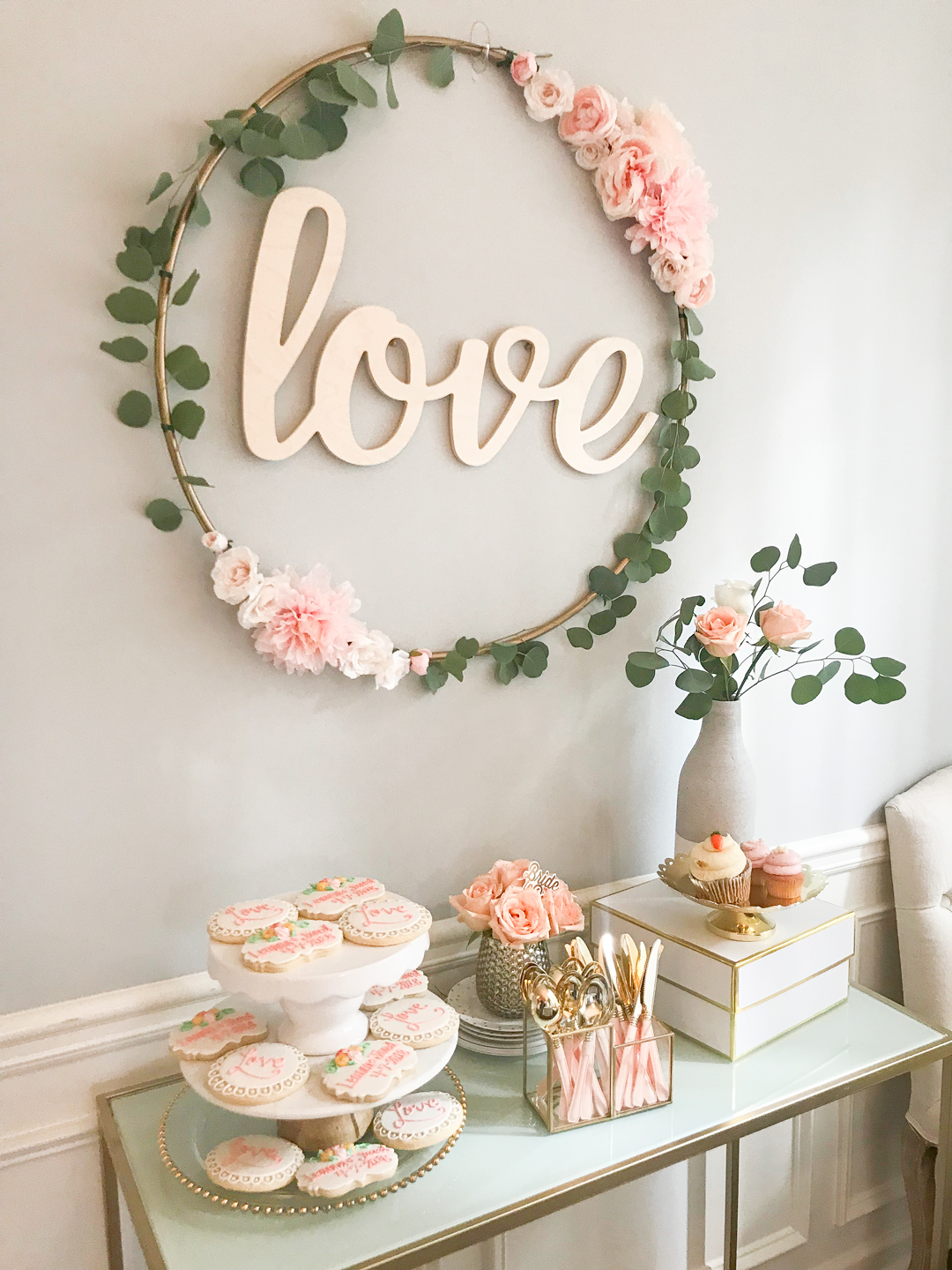 Fullsize Of Bridal Shower Centerpieces