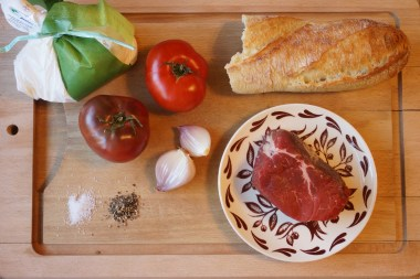 Steak Tartare alla Roscioli