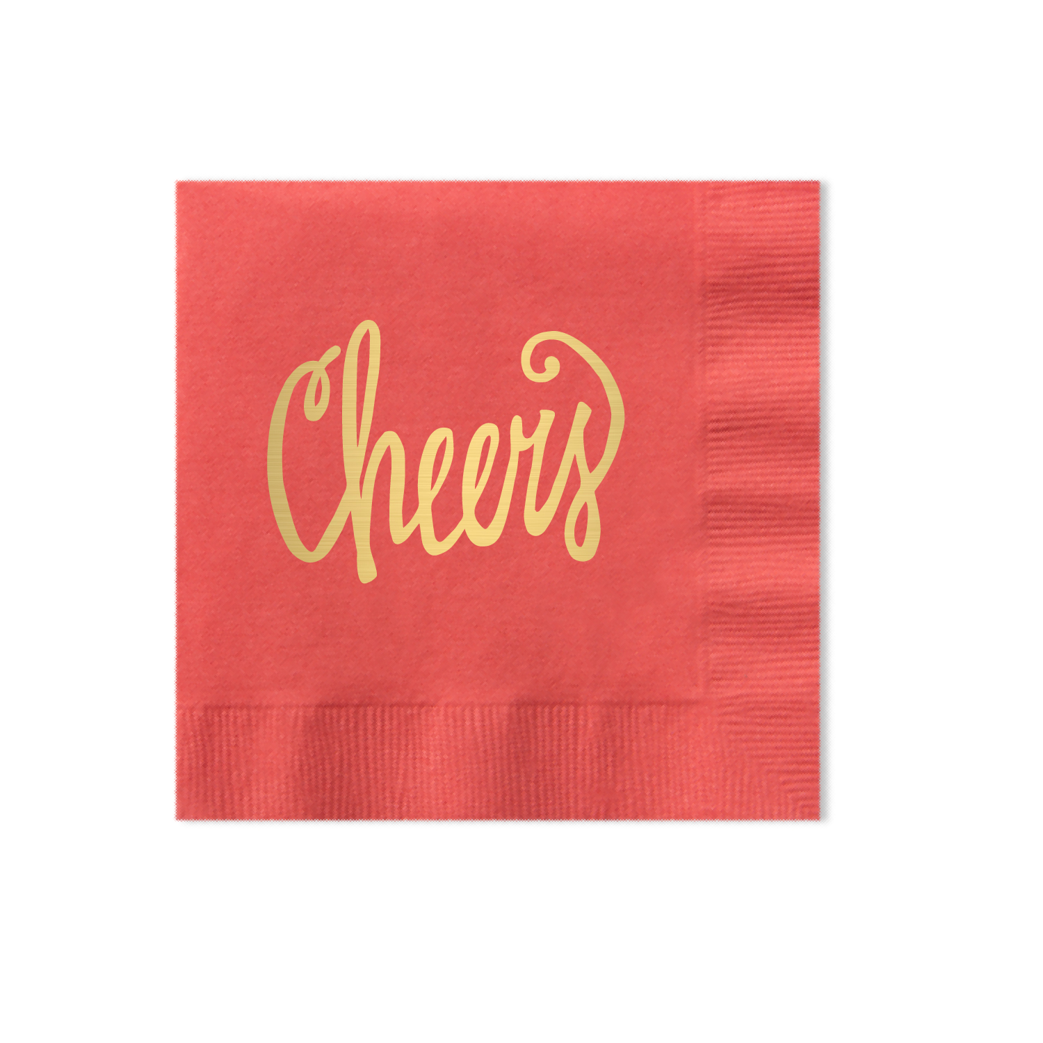 Fullsize Of Personalized Cocktail Napkins