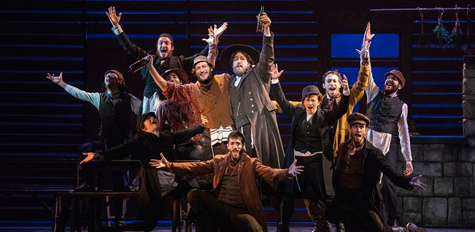 Straz Center for the Performing Arts - Fiddler on the Roof