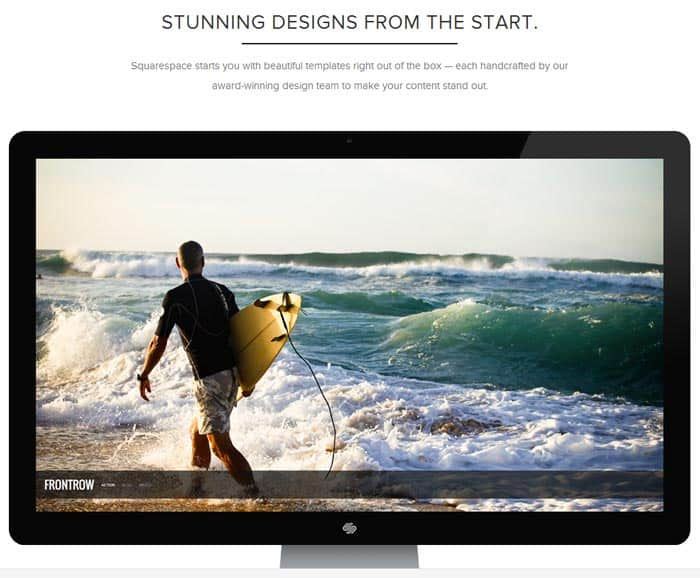 Squarespace Review (2014) - The best Squarespace Templates