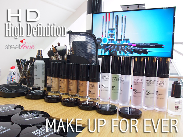 Make Up For Ever HD 1