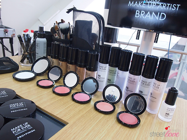 Make Up For Ever HD 8