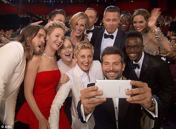 World's Most Famous Selfie