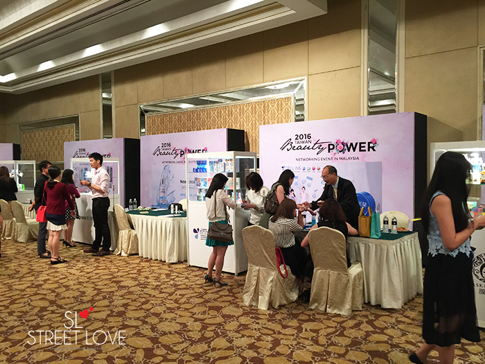 2016 Taiwan Beauty Power Networking Event in Malaysia