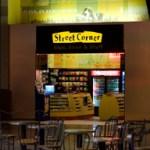 Street Corner Mall Store