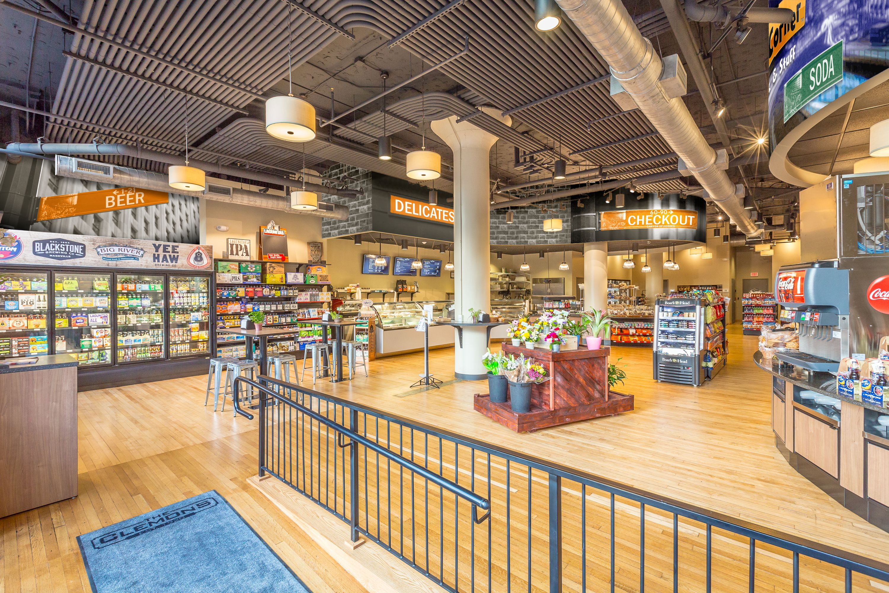 wow customers with these fabulous convenient store ideas - Convenience Store Design Ideas