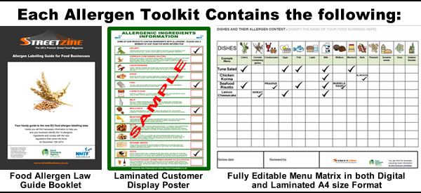 Catering Essentials - Allergens Labelling Law Toolkit ...