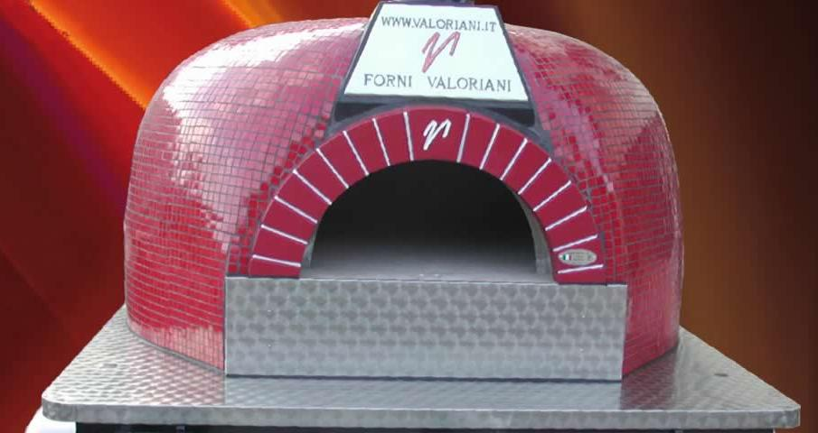 New And Compliant Pizza Trailer Oven Set To Fire Up Street Food And Outdoor Caterers