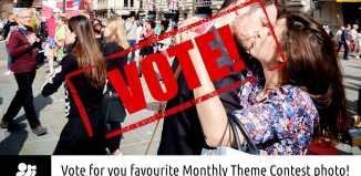 December 2015 Poll - Kisses