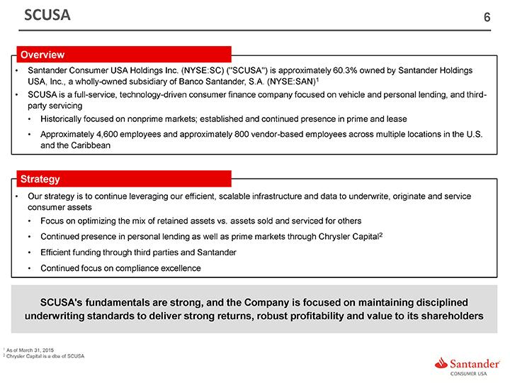Form 8-K Santander Consumer USA For May 13