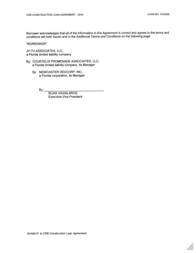 Form 8-K HMG COURTLAND PROPERTIES For May 21