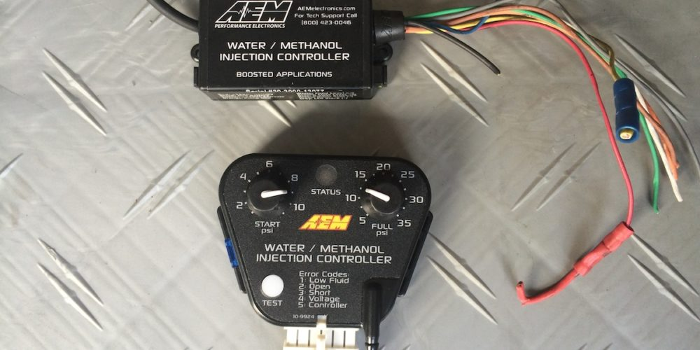 Installing and Testing AEM\u0027s V2 Water/Methanol Injection System