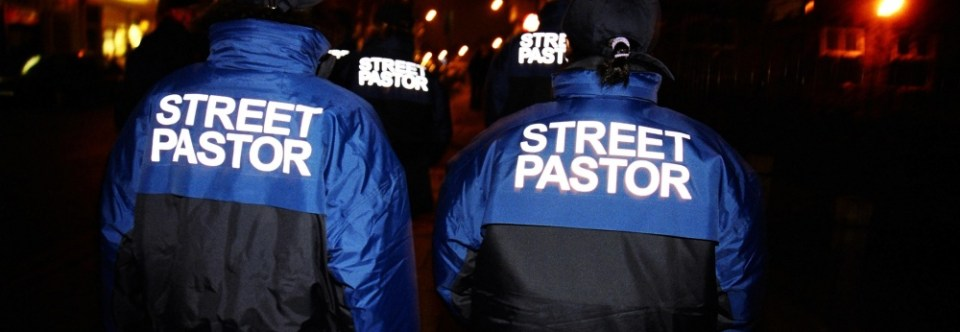 Street Pastors Training Programme