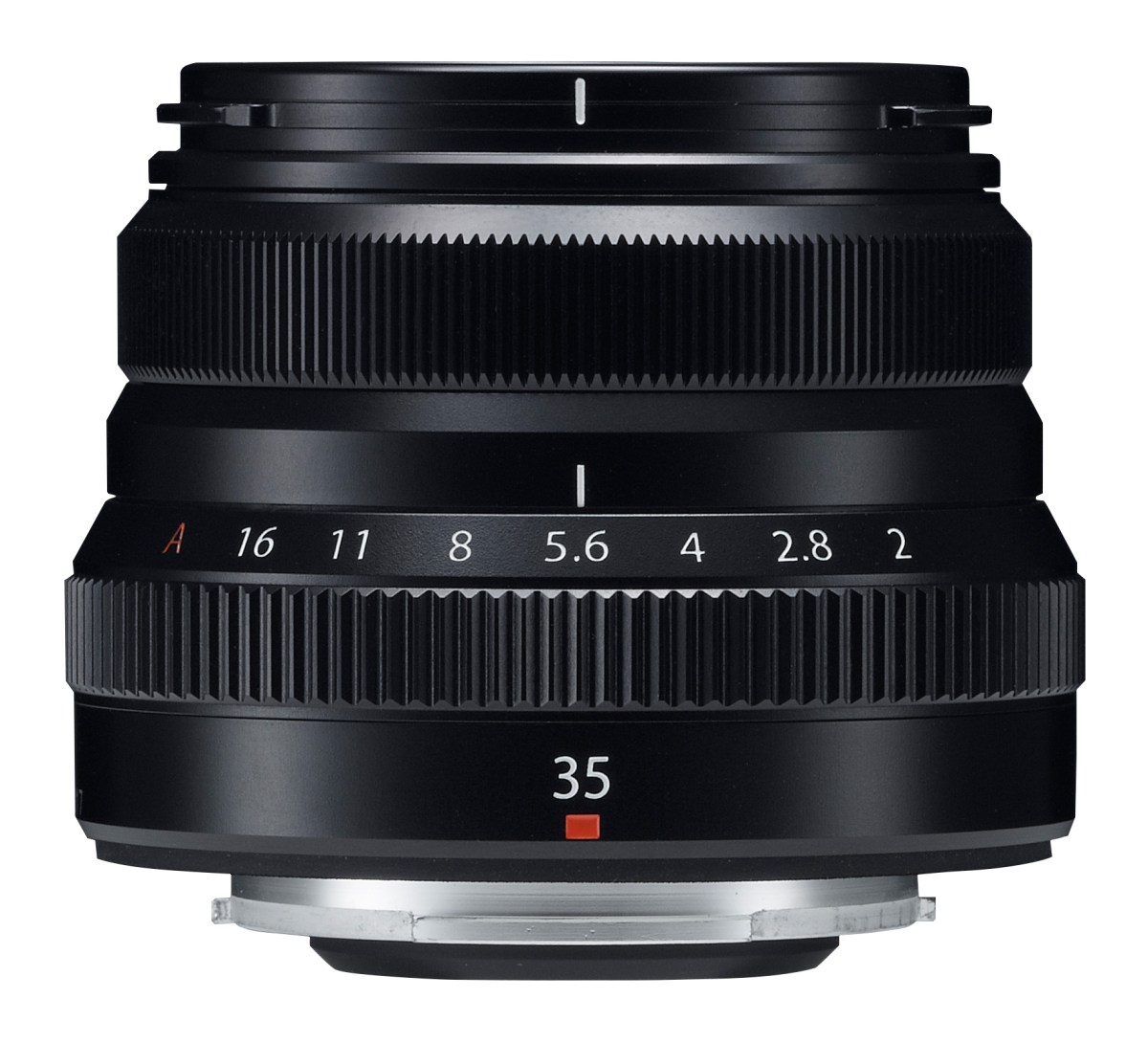 Fuji XF 35mm f2 Lens Is Quick On The Street