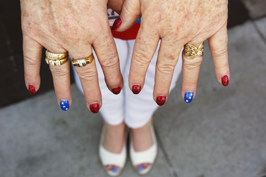Martin Parr Does The Republican National Convention